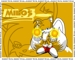 Milos - Miles 'Tails' Prower by Gaminefans