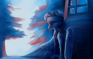 The Hour After by Loryska