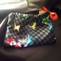 Mario Kart Coin Pouch 01 by wolf-girl87