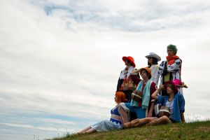 One Piece - Crew by m00nf1sh