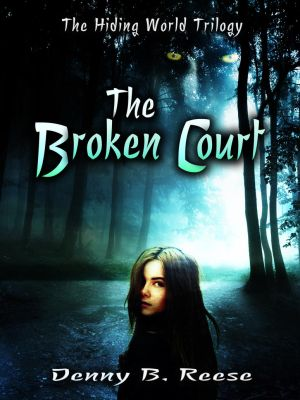 The Broken Court - Book Cover by StarryBlueOwl