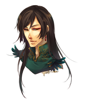 :LuXiong: Portrait by Chuuchichu