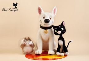 Bolt and friends - new edition by KittenBlackUA