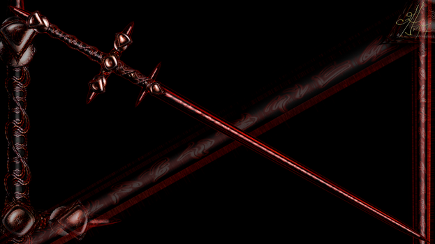 Bloodrune Greatsword by Ahakarin