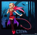 Lilith by frozenxnova
