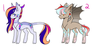 Mlp adopts - 1/2 OPEN by Frequine
