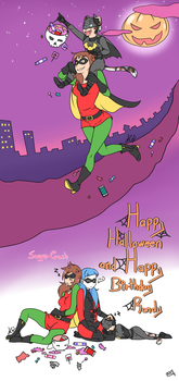 _Halloween2015 by RukusuCherry
