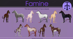 Famine (breed sheet) by Myval-miki
