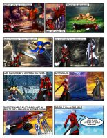 A Day in the Life of Ragna by Ultraflame22