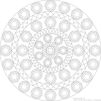 Coloring Page #6 by fewilcox