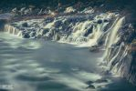 Iceland Waterfall by MD-Arts
