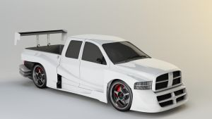 Dodge ram tuned by rizzodesign