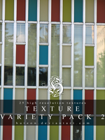 Texture Variety Pack 2 by Hutzon