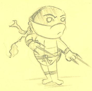 Raph by SkinnyKidDisease