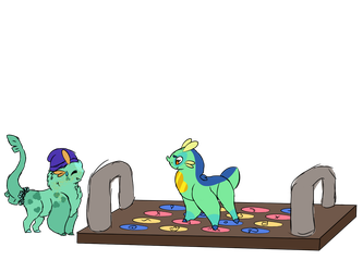 Celebrate good times, come on! by Gay-Seagulls