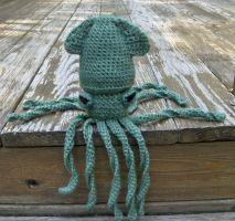 Release the Crochet Kraken by PerilousBard