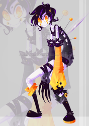 Puppet Adoptable Auction - CLOSED by Nyascree