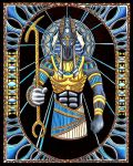 The Portal to Anubis by A-D-McGowan