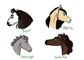 CW | Headshot Requests 2 by Em-pyre