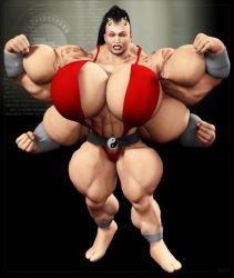 Sheeva - Hype-Muscled by Stone3D