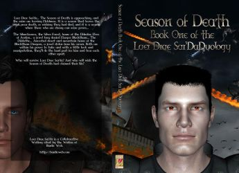 Book Cover: Laer Drae Sar'da: Season of Death by SenaRe