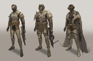 Military Concept by kiiiat