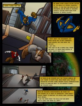 Feral Ignition: Page 01 by Giga-Leo