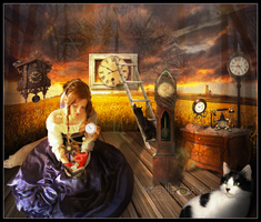 Time obsession by Miha3lla