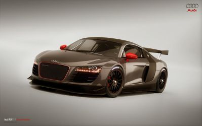Audi R8 GTR Strassenversion by ev-one