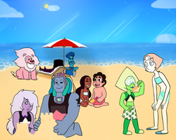 Summer of Steven! by Kona-chanJinguji