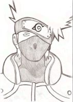 Kakashi - best look by umbreontbh