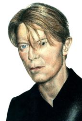 David Bowie by closerInternal