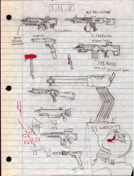 Weapons Study 8 by fatman791