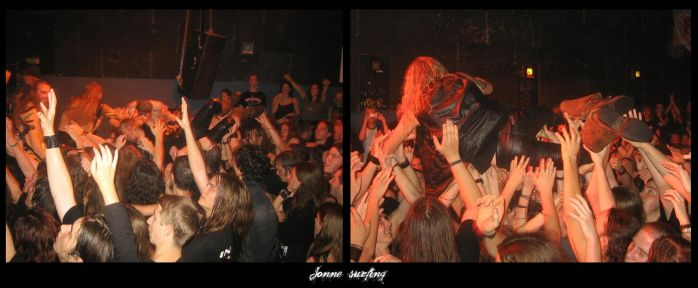 Jonne surfin by Korpiklaani-fanclub