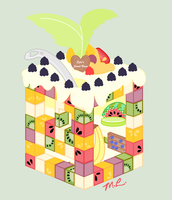 Fruit Salad Home by RoseScentz