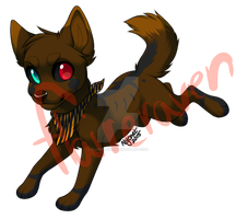 Free Dog Adopt by FlaireRaven