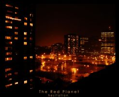 The Red Planet by hesitation