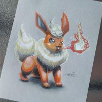 Flareon. by ekronic