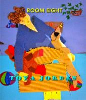 Room Eight: Front Book Cover by garyrevel