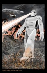 Day the Earth Stood Still by BryanBaugh