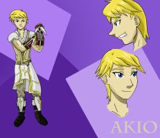 Akio by lordnickage