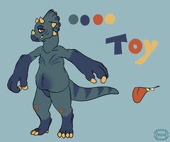 Toy Sketchy Ref by F-FREAK