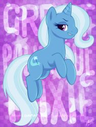 Show Trixie what you've got! by onnanoko