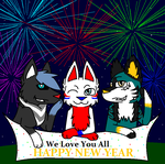 Happy New Year by Windstorm11