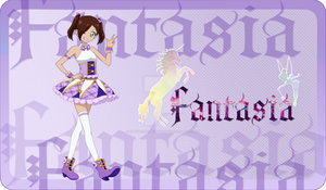 {SA} Fantasia Brand Designer Card V.2 by TheCherryMonsterLu