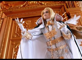 Trinity Blood - the deathsman by NanjoKoji