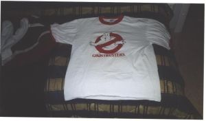 Ghostbusters t-shirt by EgonEagle