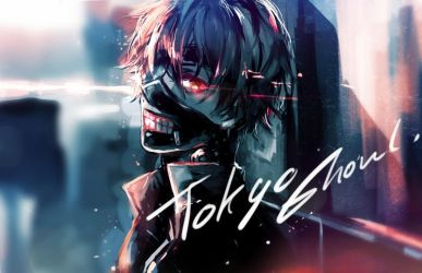 Tokyo Ghoul by scent-melted