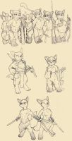 INA - More Characters! by RickGriffin