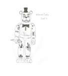 Withered freddy by NRD23456